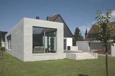 Einfamilienhaus in Duisburg : Moderne Häuser von Oliver Keuper Architekt BDA
