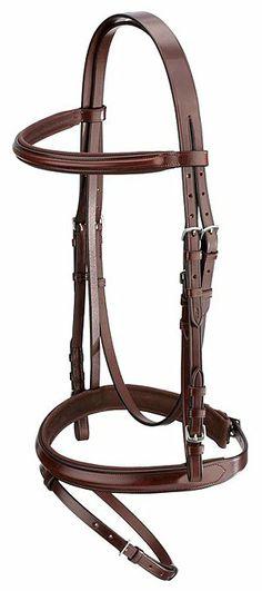 brown english bridle - felixbuehler.com