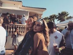 coachella, hailey baldwin, and camila morrone image