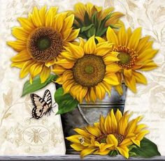 Diamond Painting Kits Sunflower Mosaic Full Square/Round Drill Flowers Embroidery Cross Stitch Kit DIY Handmade Home Decor Diamond Drawing, 5d Diamond Painting, Diamond Art, Green Diamond, Diamond Rings, Paper Embroidery, Embroidery Kits, Beginner Embroidery, Art Floral