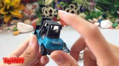 Tomica Honda N BOX Toy Car Collection For Kids | Toy Cars Chasing Videos...