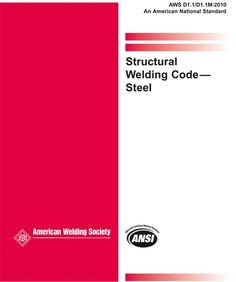 Steel stuctures or parts of it for utilisation in the American market, need originally the inspection by a Certified Welding Inspector (CWI).