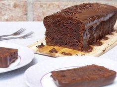 Einfacher, sehr schokoladiger Schokoladenkuchen - fraustillerbackt - leckere Sachen, die glücklich machen