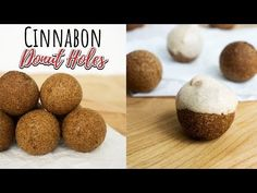 Low Carb Donuts | Cinnabon Style Keto Donut Holes! - YouTube - Keto Connect - 9:11