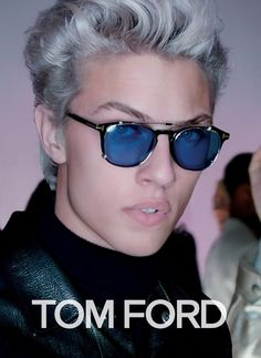 nice Tom Ford releases Spring Summer 2016 ad campaign shot by Nick Knight in Los Angeles  [campaign]
