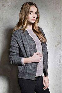Style#:  Sc17258 - Ella Bomber Jacket Cashmere | Cp16118 - Savannah Raglan Pullover Cotton Blend