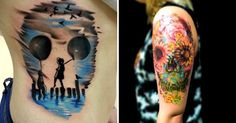 They are a classic of tattoo art: skulls. But right now, thanks to new incredible trends, they have turned into optical skull tattoos and are ready to blow our minds! Skulls are indeed one of the most popular symbol in arts, used to remember us that the good things won't last and that we are…