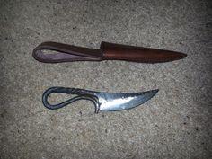 Modern re-enactors utility knife