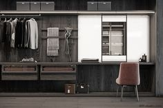 House in Poland. Master bedroom. on Behance