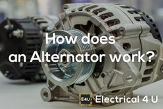 A SIMPLE explanation of an Alternator. Understand the working principle & theory of alternators. Electrical Energy, Electrical Engineering, Mechanical Force, Electromagnetic Induction, Combustion Engine, Magnetic Field, Conductors, Stationary, Blog