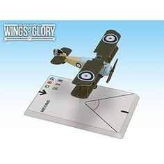 Wings of Glory Sopwith Snipe Kazakov Kazakov Age range 8 and up Number of players 2 to 4 Play time 45 minutes Manufacturer Ares Games (Barcode EAN=8054181511611) http://www.MightGet.com/march-2017-2/wings-of-glory-sopwith-snipe-kazakov.asp