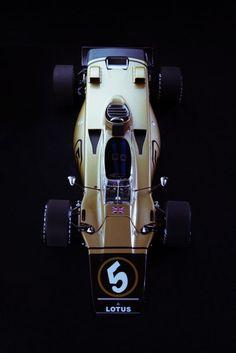 Emerson Fittipaldi | Lotus Type 56B | 1971 Italian Grand Prix Flickr: