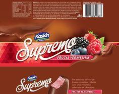 Kaskin Supremo Ice cream on Behance