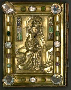 Evangelistar - BSB Clm 16002, Passau, um 1170 - 1180 [BSB-Hss Clm 16002]