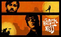 #79 The Black Keys by Oscar Gimenez