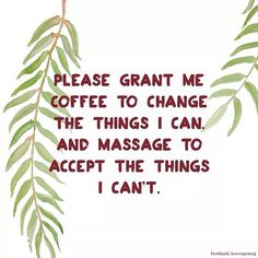 At Renee's we can give you both! With the best (locally roasted!) coffee in the world and $55 1 hour, stress-eliminating massages, you'll be able to take on the anything! Call 956-519-9595 to schedule your appointment today! #massage #coffee #daily #inspiration #love #relax #no #stress #holidays #truth
