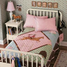 Kids Antique White Jenny Lind Spindle Bed - Twin Bed  (Antique White) 42