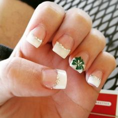 18 St Patrick's Day Nail Art