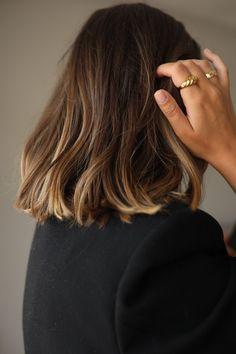 Messy Hairstyles, Pretty Hairstyles, Medium Hair Styles, Short Hair Styles, Twisted Hair, Cut My Hair, Good Hair Day, Balayage Hair, Balayage Highlights