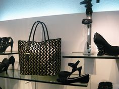 Bolsas e sapatos do Inverno 2013 da Arezzo