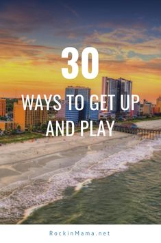 30 Ways to Get Up and Play - Giveaway Top Travel Destinations, Places To Travel, Places To Visit, Family Picnic, Family Travel, Outdoor Forts, Build A Fort, American Academy Of Pediatrics, Group Boards