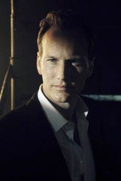 I'm kinda obsessed with Patrick Wilson. Just a bit.