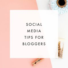 Social Media Tips | The Blog Market