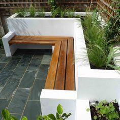 45 Best Built In Garden Seating Images 400 x 300