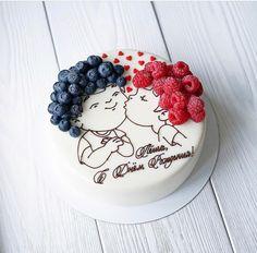 Вдохновение Листайте➡️ Торты от @cookingcake.msk Как вам?