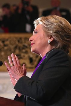 Hillary Clinton Delivers an Incredible Message to Little Girls in Her Concession Speech