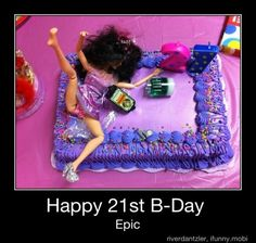 Saw this and thought if Julie.  Need to get you this cake for your birthday. @