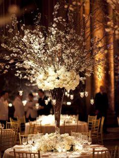 15 Rustic Wedding Centerpieces