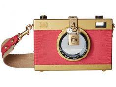 Dolce & Gabbana Shoulder Bag (Multi Ciclamino) Shoulder Handbags