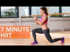 7 Min Fat Burning HIIT for Summer - YouTube