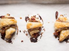 These rugelach are an homage to the magnetic power of Chinese food that so many Jews develop around the holidays.