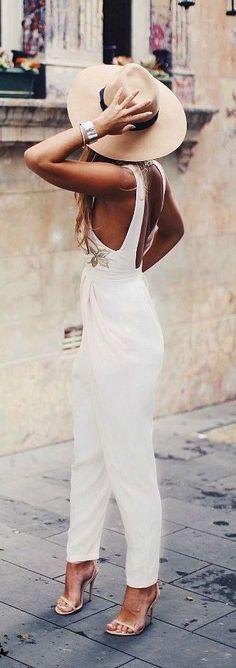#street #style / all-white