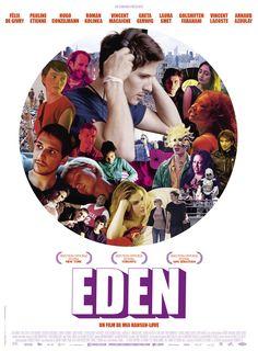 Poster for Eden (Mia Hansen-Løve) #IFFR