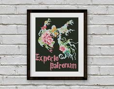BOGO FREE Harry Potter Cross Stitch Pattern Dementor and