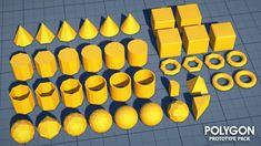 POLYGON - Prototype Pack – Synty Store