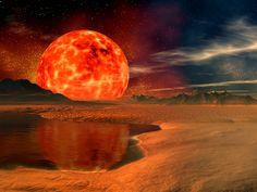 amazing sun
