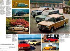 1970 Fiat brochure   NLKiosk