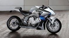 Bmw motorrad concept HD wallpaper