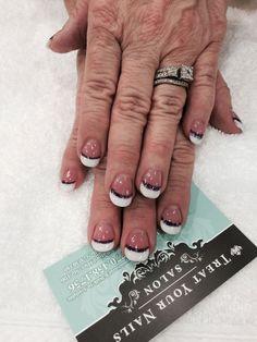Nail Design at Treat Your Nails Salon on Buford Hwy in Doraville, GA #naildesign #nailsalon #Atlanta