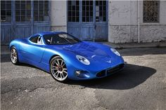 Toroidion 1MW Concept (2015): Finnish electric supercar