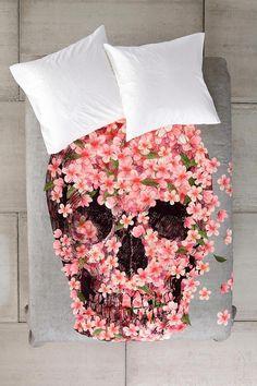Terry Fan For DENY Reincarnate Duvet Cover #urbanoutfitters