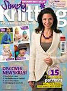 Ravelry: Simply Knitting 37, February 2008