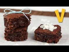 Gimme That Vegan Brownies Recipe Now here you Go! ~ On Board Vegan