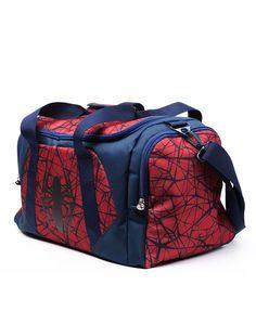Spider-Man Sporttasche Ultimate Spider-Man Logo