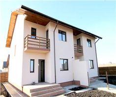 Vila  de vanzare  Popas Pacurari, Case, Home Fashion, Real Estate, Mansions, House Styles, Home Decor, Decoration Home, Manor Houses, Room Decor