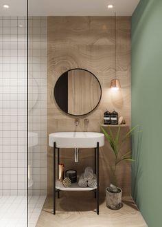 Home Decoration Ideas Interior Design .Home Decoration Ideas Interior Design Bathroom Design Small, Bathroom Interior Design, Modern Bathroom, Contemporary Bathrooms, Bathroom Designs, Master Bathroom, Bad Inspiration, Bathroom Inspiration, Minimalist Bathroom